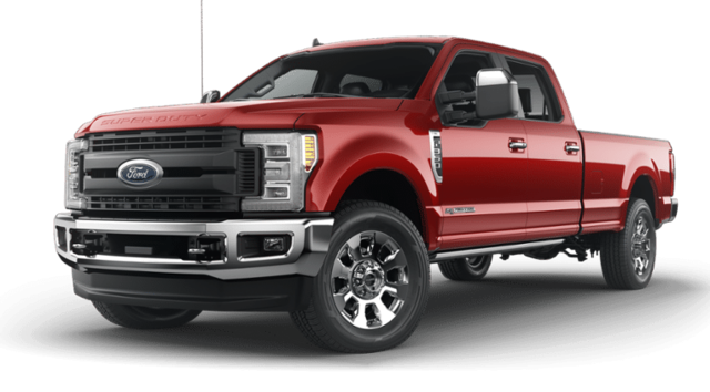 New 2019 Ford F-350 F-350 King Ranch Truck Crew Cab For Sale in Missoula